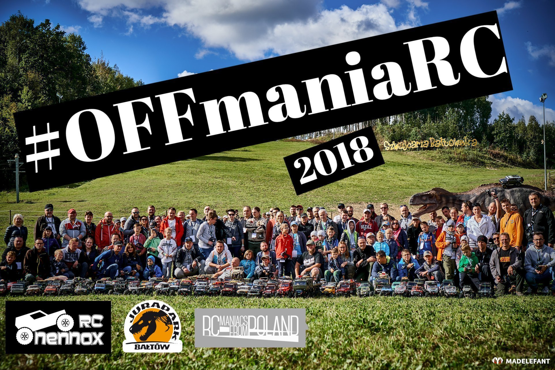 OFFmania RC 2018 first video!